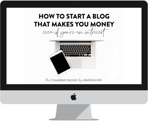 Free Course – How to Start a Blog That Makes You Money